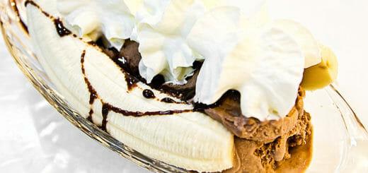 Bananensplit | Rezept