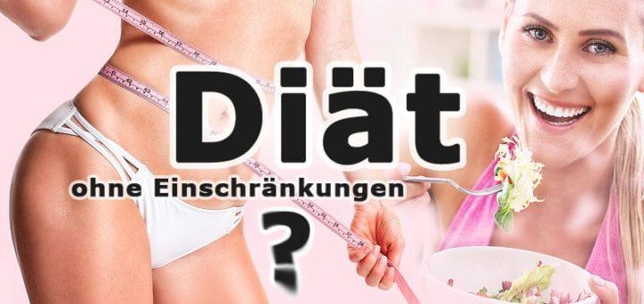 Ausgewogene Diät ohne Einschränkung – geht das?
