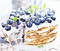 Schwedische Pannkakor Torte | Rezept