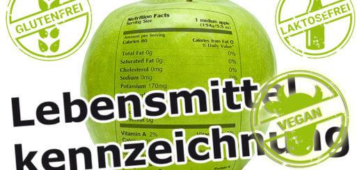Lebensmittelkennzeichnung: über Inhaltsstoffe Bescheid wissen