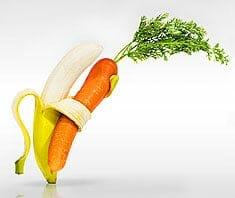 Rohkost - gesunde Lebensweise oder Mangelernährung ?