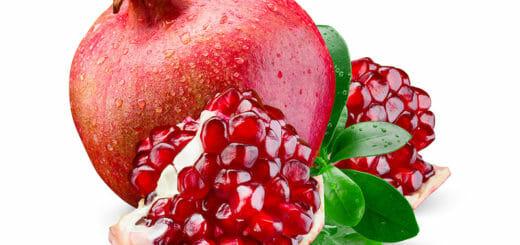 Granatapfel: gesund, wohlschmeckend und aphrodisierend