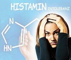 Histaminintoleranz (Histaminose)