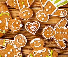 Lebkuchen Kekse| Rezept
