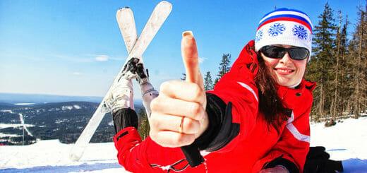 Fit für die Piste - sicher durch den Skiurlaub