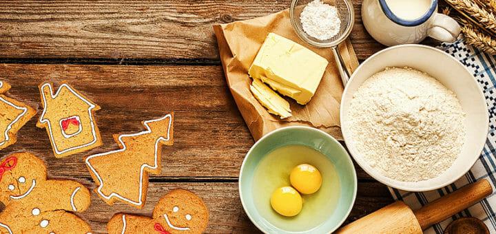 Weihnachtsbäckereien: So gelingen Ihre Kekse garantiert