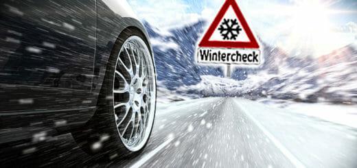 Autofahren im Winter - Checkliste für eine sichere Fahrt bei Kälte und Schnee