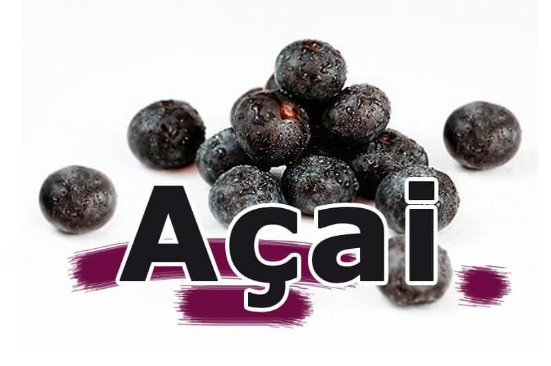 Die Superfrucht Açaí Beere