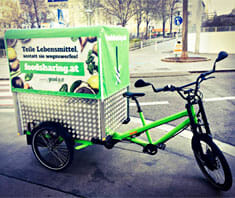 gesund.co.at sponsert Lebensmittelretter foodsharing.at
