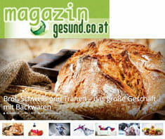 Pressetext: Neue Ausgabe von magazin.gesund.co.at erschienen
