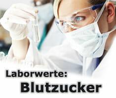 Blutzucker Laborwerte