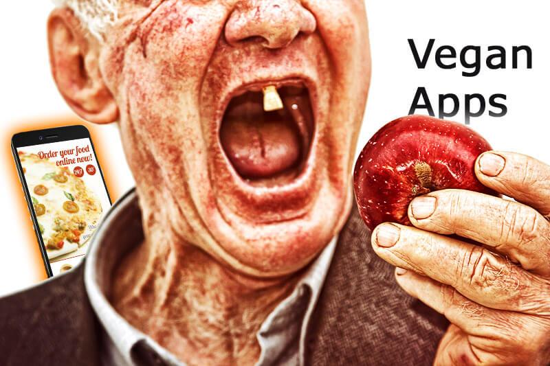 Vegane Produkte finden - eine App macht's möglich