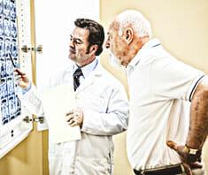 Minimal-invasive OPs bei einem Bandscheibenvorfall?