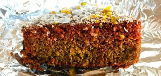 Glutenfreie Rote-Rüben-Torte   Rezept