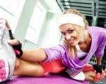 Fitnessseiten im Internet