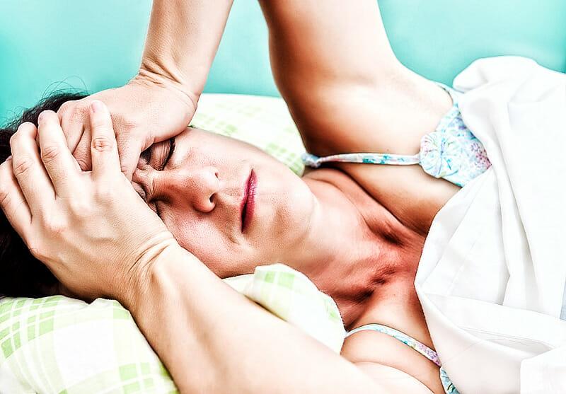 chronische Migräne