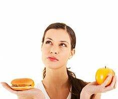 Faustregeln für gesunde Ernaehrung
