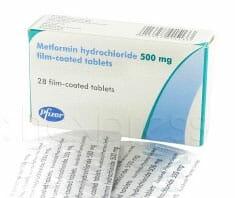 Das Medikament Metformin wird zur Gewichtsreduktion eingesetzt