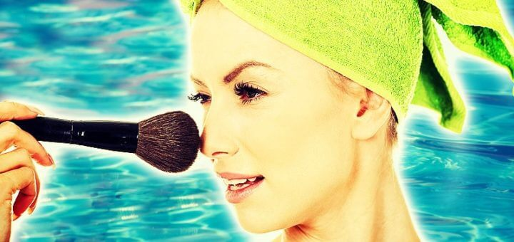 Das perfekte Sommer-Make-Up