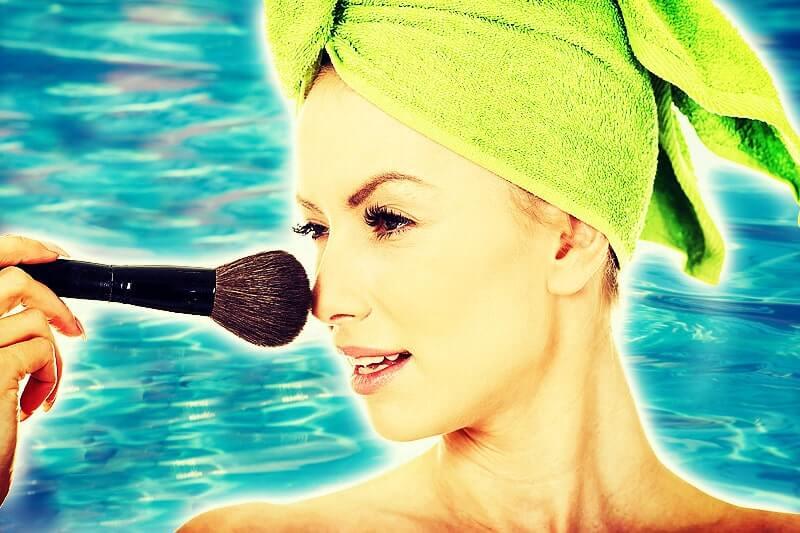 Das perfekte Sommer-Make-Up