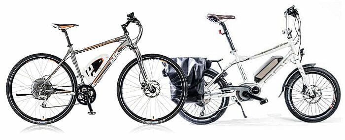 E-Bike & Crossbike