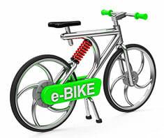 E-Bikes: die schlaue Alternative zum Fahrrad