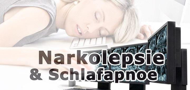 Narkolepsie und Schlafapnoe