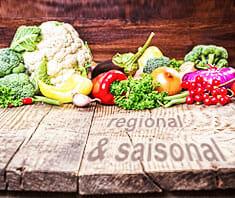 Die Top 10 der gesündesten regionalen Obst- und Gemüsesorten