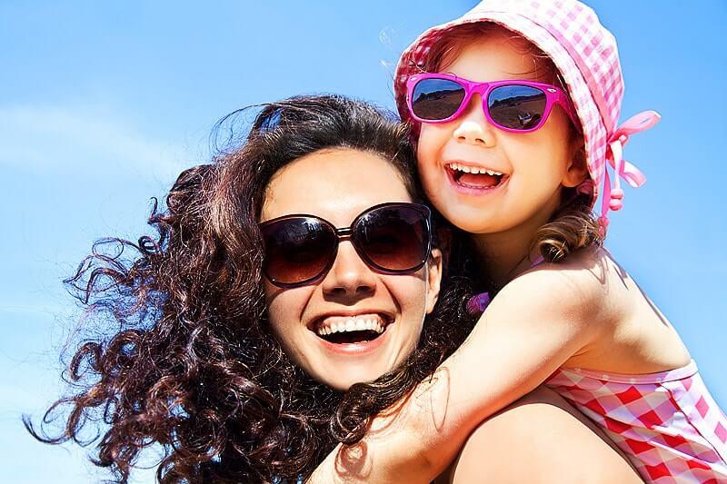 Sonnenbrillen als Schutz vor Allergenen