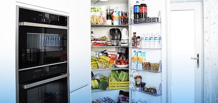 Kühlschrank richtig einräumen – Lebensmittelverschendung stoppen