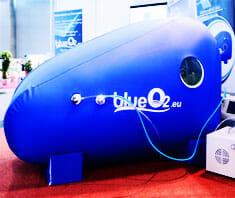 Hyperbare Sauerstofftherapie