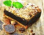 Mohnkuchen aus Mürbteig | Rezept