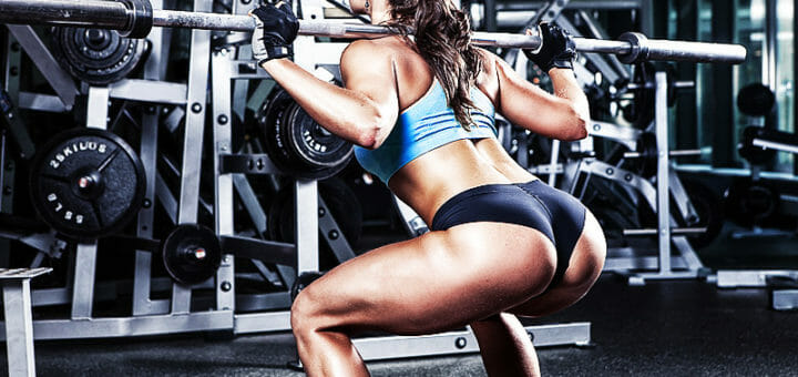 Das beste Fitnesstraining für Muskelaufbau
