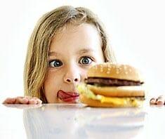 Gesunde Jause für Kinder