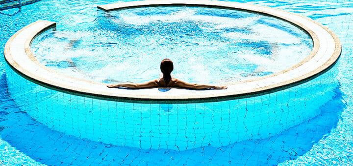 Heilwirkung von Thermalwasser