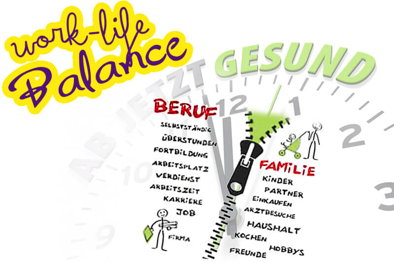 Tipps für eine bessere Work-Life-Balance