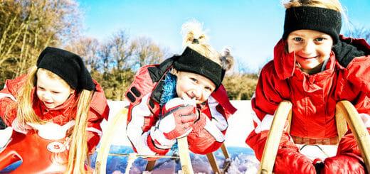 So kommen Kinder mit gestärktem Immunsystem gesund durch den Winter