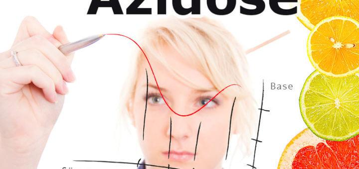 Azidose: Störung des Säure-Basen-Haushalts