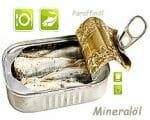Mineröl in Lebensmitteln