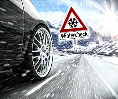 Autofahren im Winter – Checkliste für eine sichere Fahrt bei Kälte und Schnee