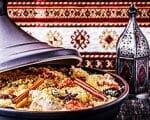 Tajine mit Huhn und Trockenfrüchten | Rezept
