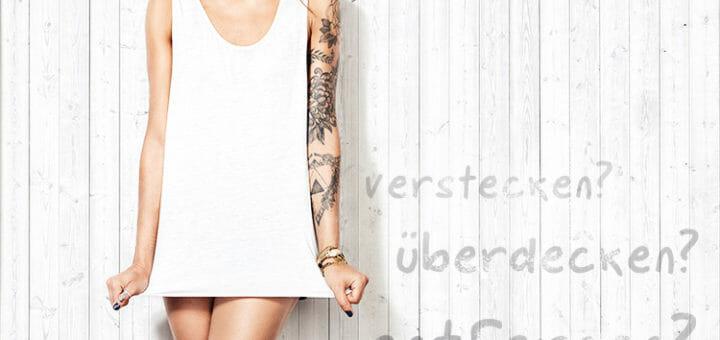 Moderne Tattooentfernung - Methoden und Risiken