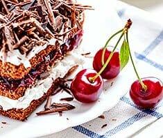 Schwarzwälder Kirschtorte | Rezept