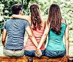 Polyamorie – Liebesbeziehungen zu mehr als einem Menschen