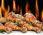 Chicken Drumsticks vom Grill   Rezept