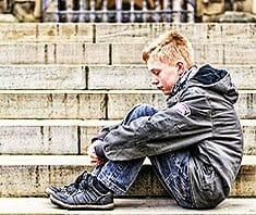 Wachstumsschmerzen bei Kindern und Jugendlichen