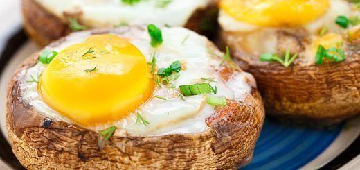 Gegrillte Portobello-Pilze | Rezept