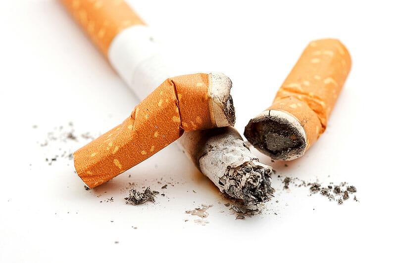Die letzte Zigarette - Raucherentwöhnung