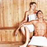 Saunabaden für die Gesundheit