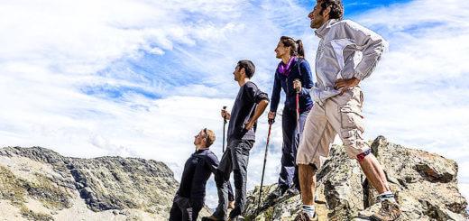 Wandern: gesund & trendy